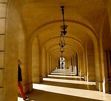Arches St Germain de Pres, Paris by graceloves