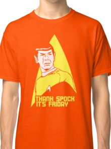 Thank Spock it's Friday Classic T-Shirt