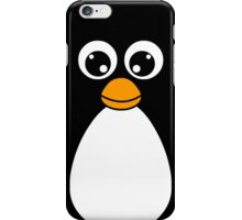 Cute Penguin iPhone Case/Skin