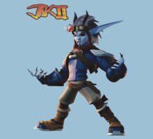 Dark Jak - Jak II Kids Clothes