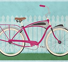 Schwinn Bicycle by Andy Scullion