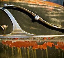 Cadillac Hearse Detail, Casa Grande, Arizona by Ralf372