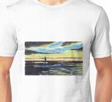 Surf Casting Unisex T-Shirt