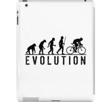 Cycling Evolution of Man iPad Case/Skin