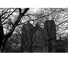 Ye Olde Churchyard Photographic Print