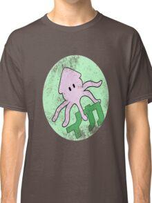 Vintage Anime Squid Tee Classic T-Shirt