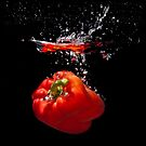 Red Pepper by Mick Frank
