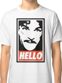 Hello... Classic T-Shirt