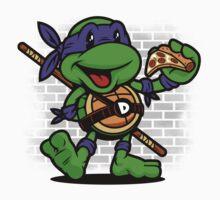 Vintage Donatello Kids Tee