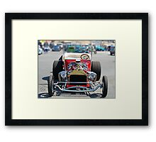 """Classic Machinery"" Framed Print"