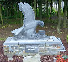 Mardasson Memorial  Bastogne by MaartenMR