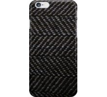 Mans Tweed iPhone Case/Skin