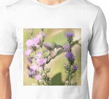 Ruby-throated Hummingbird 13-2015 Unisex T-Shirt