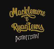 MACKLEMORE RYAN LEWIS DOWNTOWN TOUR 2016 LOGO Unisex T-Shirt