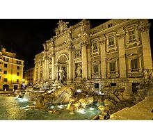 Fontana di Trevi 1.0 Photographic Print