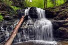 Shawnee Falls by Gene Walls