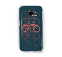 Just Keep Biking Samsung Galaxy Case/Skin