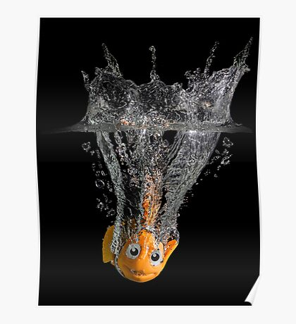 Falling Nemo Poster