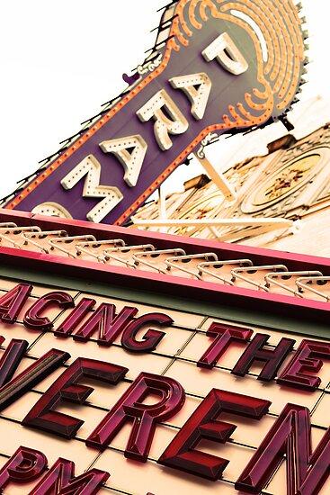 Old Movie Theater by Kaylee Uhlenkott