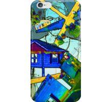 House by Eddie Garland iPhone Case/Skin