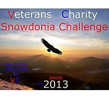 Snowdonia Challenge Photographic Print