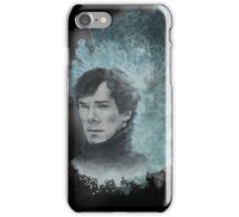 Sherlock_portrait iPhone Case/Skin