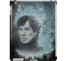 Sherlock_portrait iPad Case/Skin