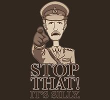Stop That! -Dark Unisex T-Shirt