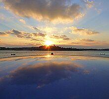 Portaferry Sunset by Fara