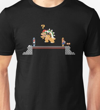 Mario's new Toy Unisex T-Shirt