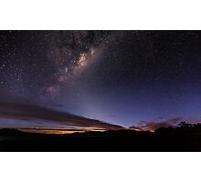 Dance of the Sky Photographic Print