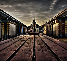 Blackpool's North Pier by Fotomus-Digital