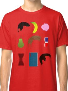 Icons of Doctors Classic T-Shirt