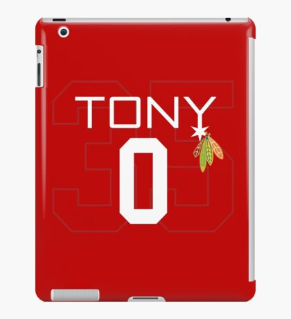 Tony 0 iPad Case/Skin