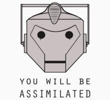 A-SSIM-IL-ATE! T-Shirt