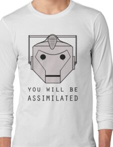 A-SSIM-IL-ATE! Long Sleeve T-Shirt
