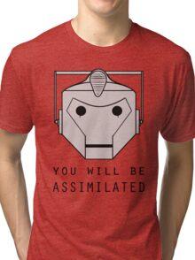 A-SSIM-IL-ATE! Tri-blend T-Shirt