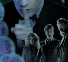 Doctor Who - The Day of the Doctor Sticker