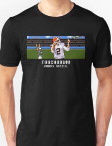 Tecmo Bowl Touchdown Johnny Manziel T-Shirt