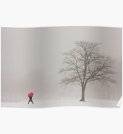 A SHORTCUT THROUGH THE SNOW Poster