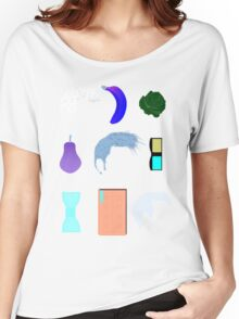 Inverted Icons Women's Relaxed Fit T-Shirt