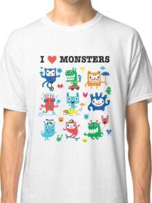 Monster Love Classic T-Shirt