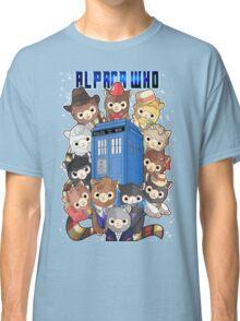 Alpaca Who Classic T-Shirt