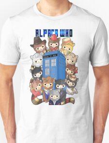 Alpaca Who Unisex T-Shirt