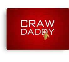 Craw Daddy Canvas Print