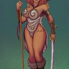 Teela redesign by Crusader