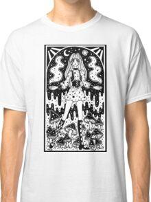 Mushroom Moongirl Classic T-Shirt