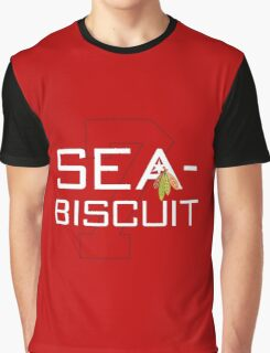 Sea-Biscuit Graphic T-Shirt