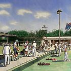 The Seymour Bowling Club by widdy