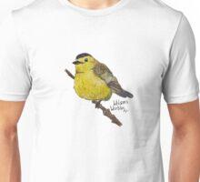 Wilson's Warbler Unisex T-Shirt